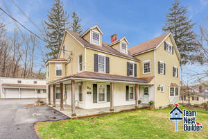 OPEN HOUSE 4/28: Historic, Spacious 5BR Sparta Home