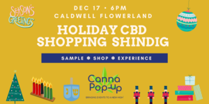 CBD, Hemp and Cannabis Culture Health & Wellness Pop-Up Event