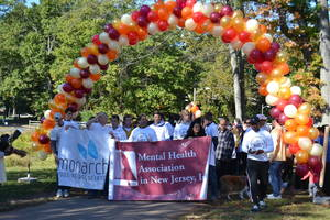 Walk Draws Hundreds Supporting Health and Wellness