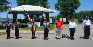 Carousel image dcba67d0a86786a4fb23 a members of police explorers post 805 and vfw post 5481 present the colors  2018 tapinto montville