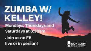 ZUMBA with Kelley