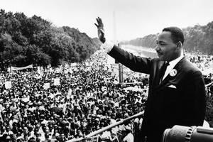 Dr. MLK Jr. - MALL