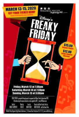 Freaky Friday Flyer