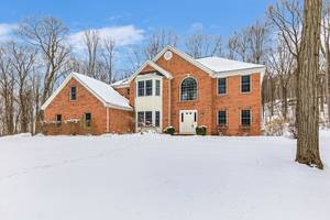 IMMACULATE one owner 4 bedroom, 2.5 bath executive colonial