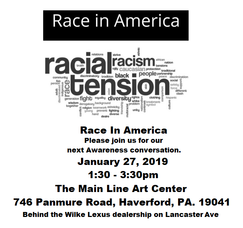 Race In America Awareness Conversation