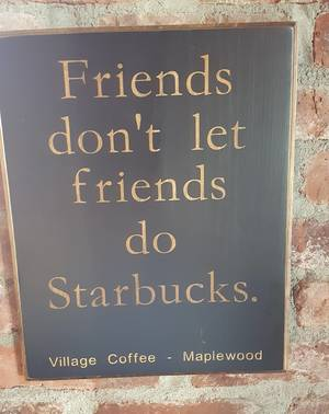Carousel image f1471740215dcd540160 starbucks sign village coffee