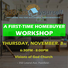 Plainfield Homeownership Workshop