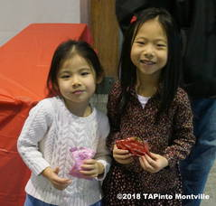 Carousel image f331ad1ca5910985ebef a residents enjoy snacks at the lunar new year at the library  2018 tapinto montville 2