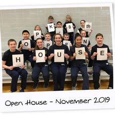Open House at St. Vincent Martyr School in Madison NJ