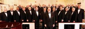 Orpheus Club Men's Chorus, Spring 2019 concert