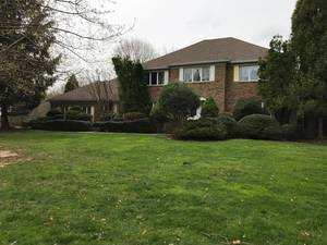 Over 1.5 acres in Holmdel