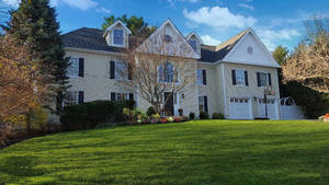 Stunning Custom Colonial in Hartshorn School Area