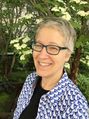 Jane Hurwitz, editor of Butterfly Gardener magazine