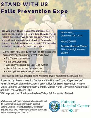 2019 Falls Prevention Expo
