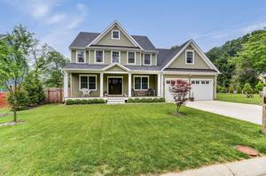 Shore Colonial located in the prestigious Navesink section of Middletown!