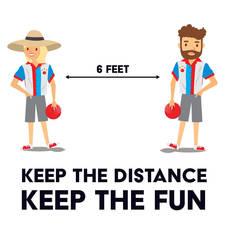 Keep the Distance Keep the fun