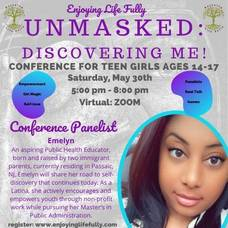 Unmasked: Discovering Me! Panelist 2