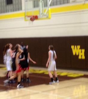 Watchung Hills Girls Basketball Overcome By Bridgewater-Raritan, 59-43, photo 3