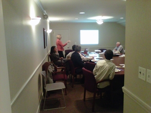 March 20th, Lunch & Learn @ Hilltop Community Bank