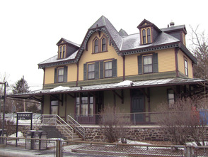 Antique appraisals Sunday from 2-4 p.m. at the historic Fanwood train station