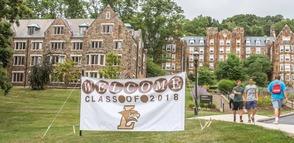 Lehigh University Welcomes Freshman