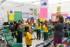 Paterson Music Project Joins Sistema NJ at NJPAC, photo 2
