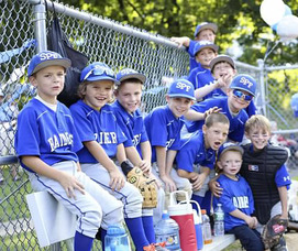 Victorious 7U Dugout