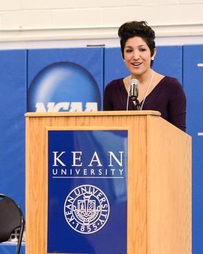 Student Speaker Samantha Garcia