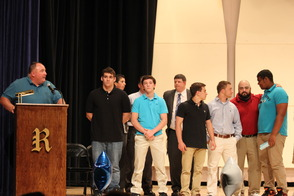 Student, Coach, and Team Accomplishments Honored at Randolph High School Athletic Awards Night, photo 4