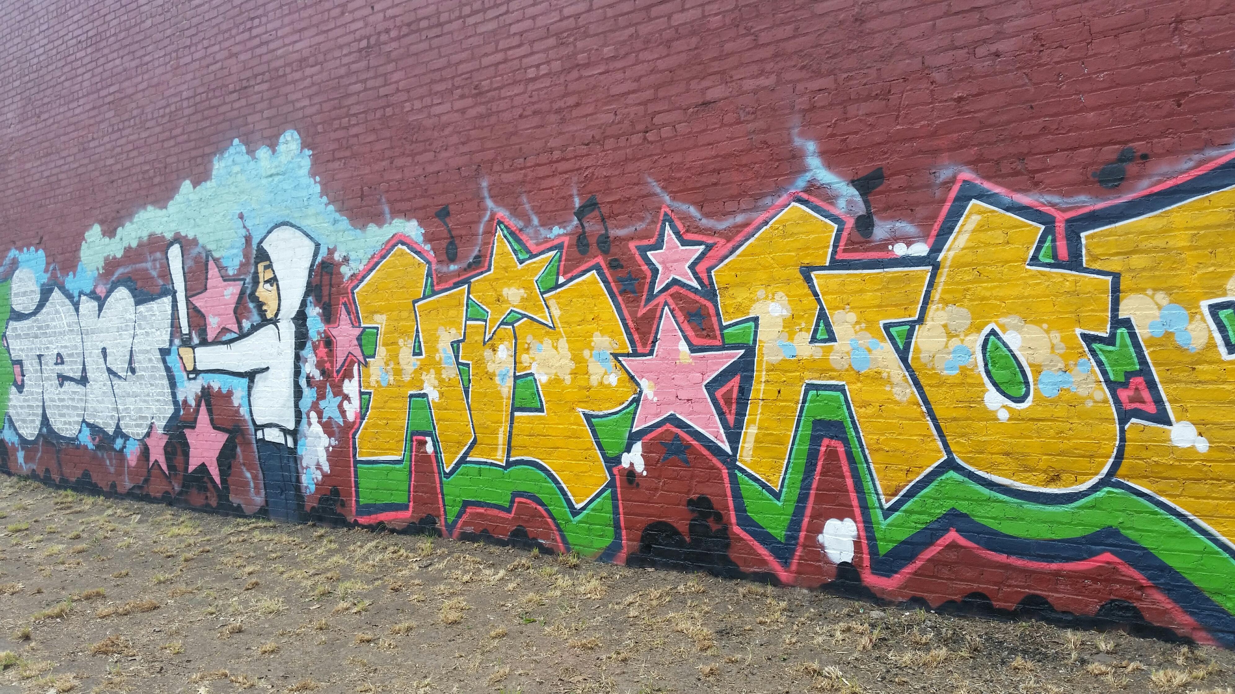 Outstanding Hip Hop Wall Art Motif - The Wall Art Decorations ...