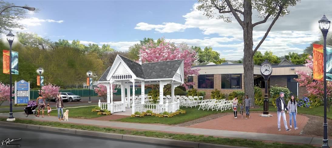 Coming Soon: New Spot, New Life for Roxbury Library Gazebo