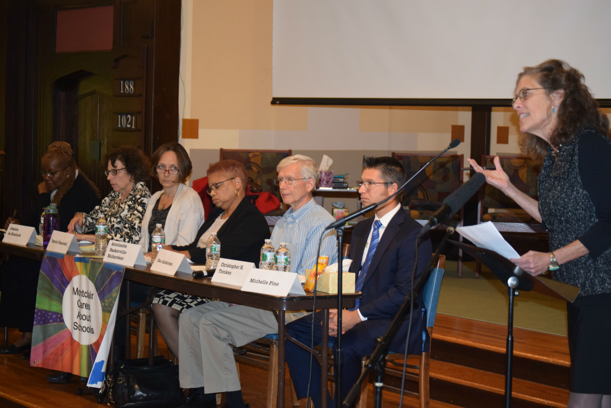 175 Gathered in Montclair for Roundtable Discussion Over PARCC Assessment Concerns