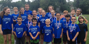 Flyers Junior Olympic Regional team