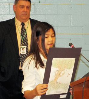 Franklin School Students' Illustrations to be Featured in Children's Book, photo 4