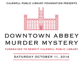 Murder Mystery Event At Caldwell Public Library
