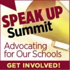 Speak Up Summit Logo