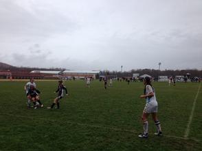 SHS Girls Soccer v. WMC