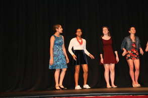 "Gov. Livingston Students Performed In ""Cabaret for A Cure"" , photo 22"