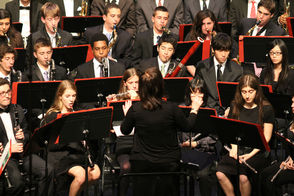 Millburn High School Band Concert