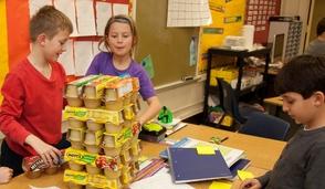Washington School Third Grade Community Service