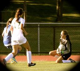 Jen Maluso, sophomore (goalie)