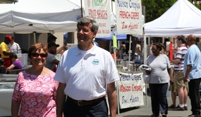 Maplewood Mayor Victor DeLuca
