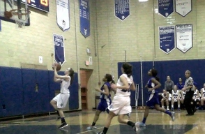 WHS girl's basketball