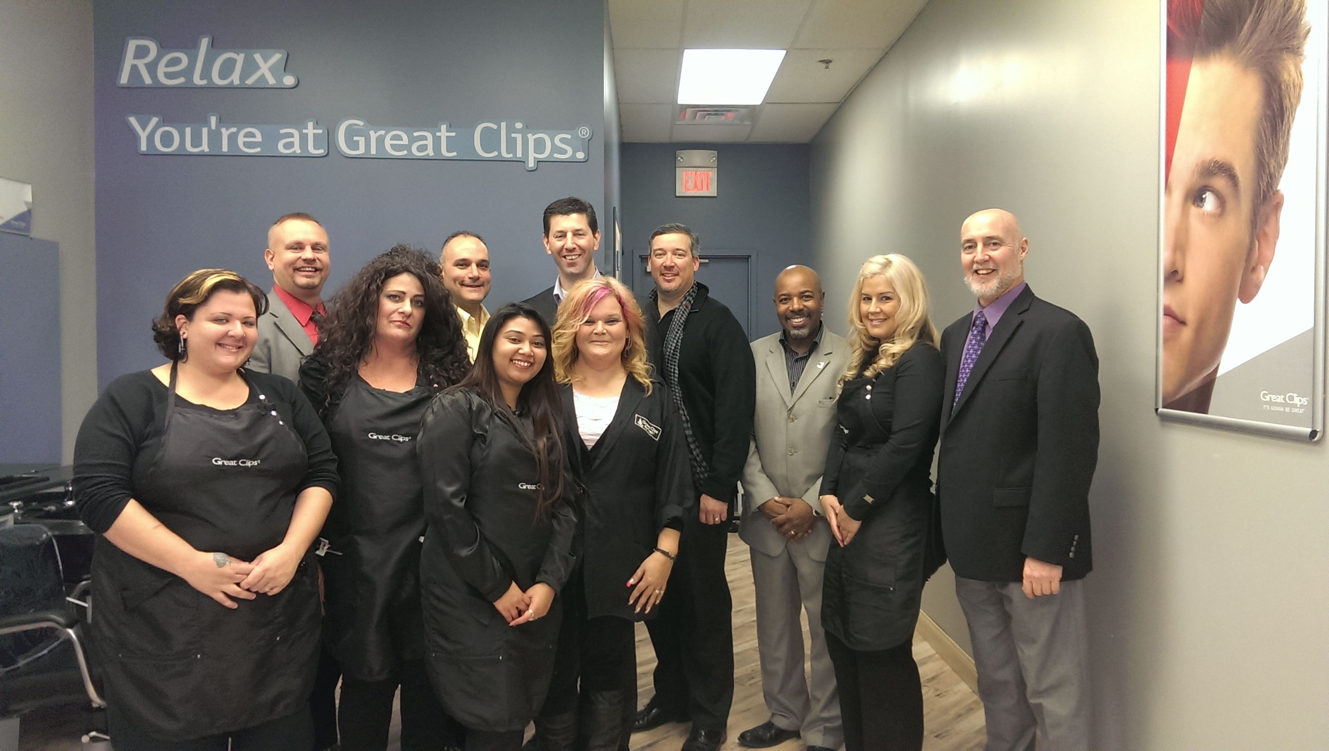 Great Clips Hairstyles For Men Great Clips Opens With Great Prices News Tapinto