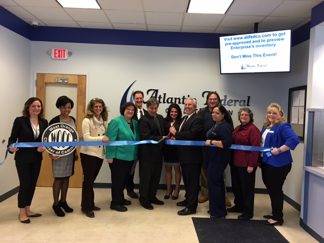Atlantic Federal Credit Union >> North Essex Chamber Of Commerce President And Members Attend