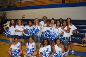 MHS Alumni Cheerleaders