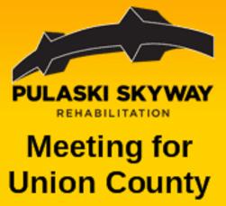 DOT Information Meeting on Pulaski Skyway.