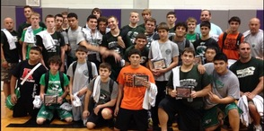 South Plainfield Wrestling Captures Greater Middlesex Conference Title, photo 1