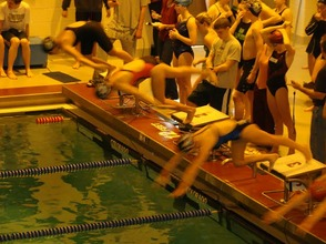 Randolph Boys and Girls High School Swim Teams Enjoy Success in County Tourney; Qualify For States, photo 3