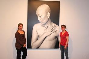 Alexsandra Simakowicz and Maureen Harrison